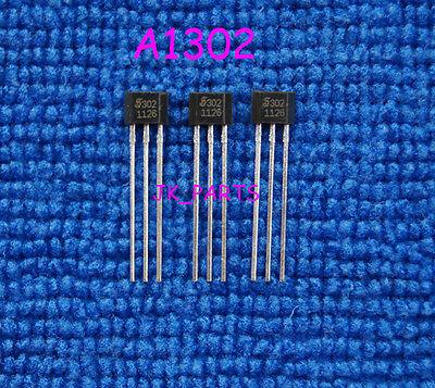 Brand New A1302EUA S1302EUA-T  Ratiometric Hall Effect Sensors