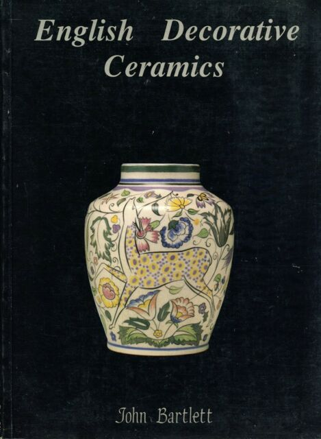 Details about English Art Pottery Porcelain (1875-1939) - Types Makers  Marks / Scarce Book