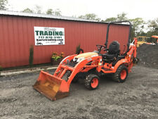 2017 Kubota Bx23s 4x4 Hydro 23hp Compact Tractor Loader Backhoe With 900hrs