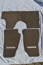 2007-2012 Dodge Nitro - 4 Piece Pebble-Grey Premium Carpet Floor Mats 1MS461K7AA