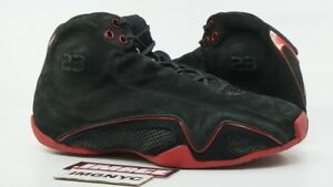 c8c745188146a0 AIR JORDAN XXI RETRO USED SIZE 13 COUNT DOWN PACK CDP BLACK RED BRED ...