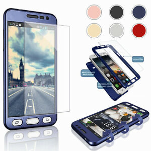Ultra-Slim-Shockproof-Full-Cover-Phone-Case-Hard-For-Samsung-Galaxy-Note-5-4-3
