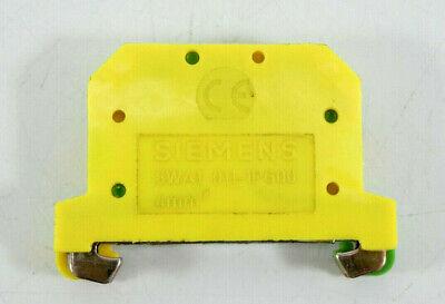 25 Stück Siemens Einzelklemme 8wa1 011-1pf00 | 2,5mm² Klar Und Unverwechselbar