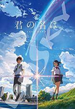 Kimi no Na wa Your Name Jigsaw Puzzle 1000 pcs Japanese Anime Movie