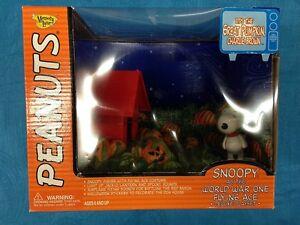 Peanuts-Great-Pumpkin-Snoopy-World-War-One-Flying-Ace-Playset-Memory-Lane