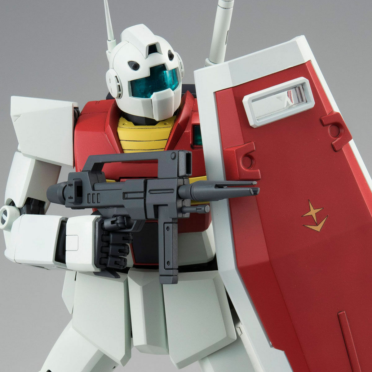 MG bilen Suit Gundam UC RMS - 179 Gm II (Unicorn Ver.) 1  100 Gunpla från japan