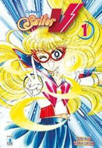 CODENAME SAILOR V volumi 1 e 2 [di 2] ed. star comics manga sailor ...