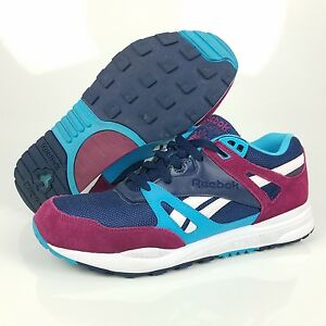 4cfeb27cc34 Image is loading Mens-Reebok-Ventilator-Hexalite -Vintage-Sports-Running-Aqua-