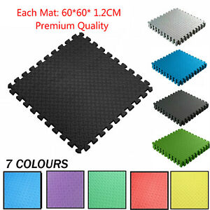 Large Interlocking Eva Foam Mats Tiles