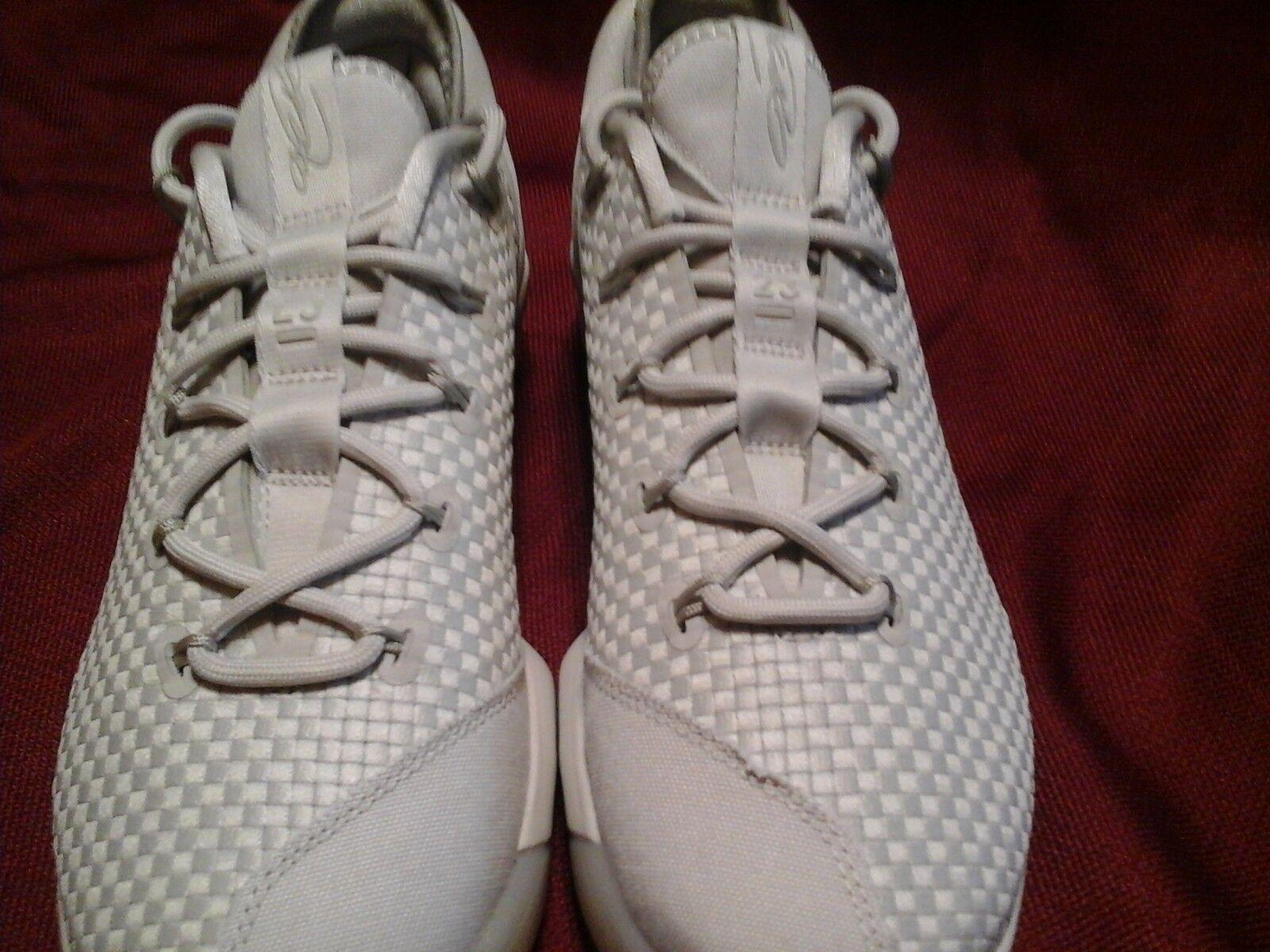 875817895d Nike Lebron XIV XIV XIV Low Light gray Men s Basketball shoes Size 8.5  e1c1df