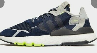 Adidas Nite Jogger Trainers Size 5 UK