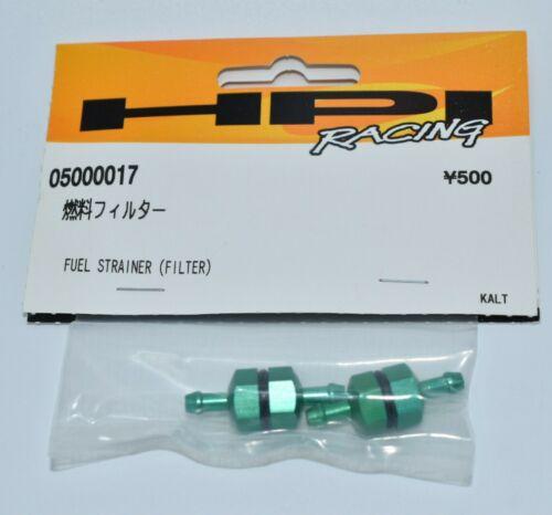Hpi 05000017 Nitro Fuel Filter//strainer Savage