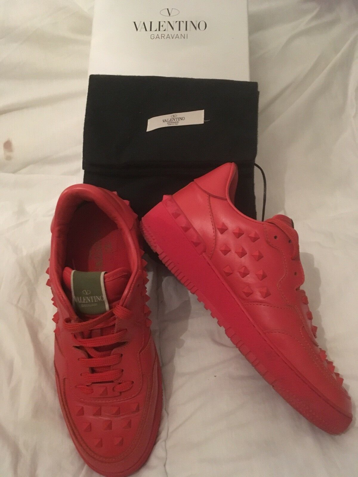 Mens Valentino shoes Size 9