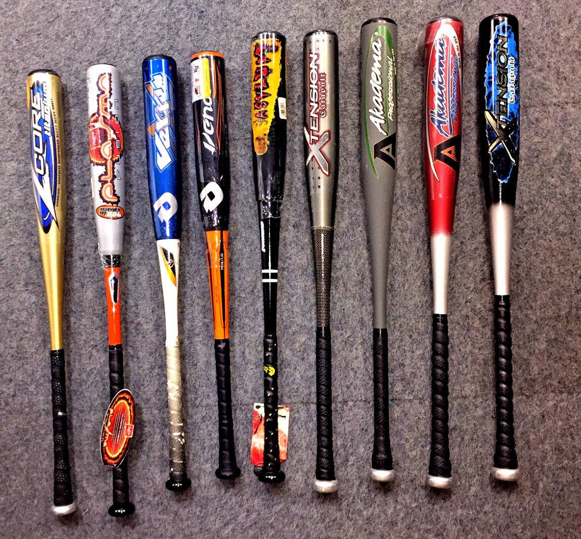 Akadema Demarini Easton Rawlings Worth BESR [-3] Baseball Bats