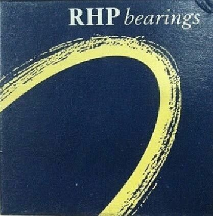 RHP 6006TBHEP7 SINGLE ROW DEEP GROOVE BALL BEARING