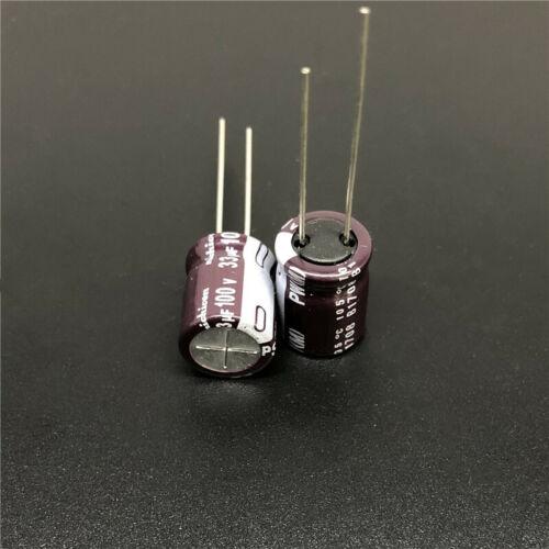 10//100pcs 100V 33UF 100V PW 10X13 Nichicon Low Impedance Long Life Capacitor