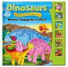 Dinosaurs, Dino Sound Book - Whose Footprint is This?: Story Sound Book by North Parade Publishing (Hardback, 2014)