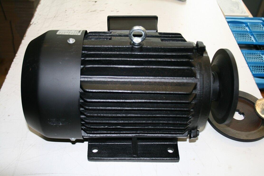 Kreissägemotor KRN100L2-4, 5,5KW, 5,5KW, 5,5KW, 1350U/min, 400V, Kreissägenmotor, Kreissäge 05140f