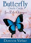 Butterfly Oracle Cards for Life Changes a 44-card Deck and Guidebook by Doreen