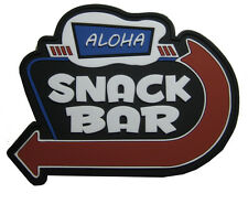 Tactical Outfitters - Aloha Snackbar PVC Morale Patch
