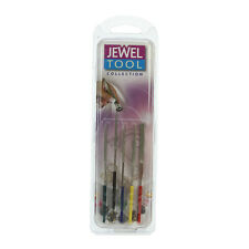 JEWEL DIAMOND MINI Needle Files (Set di 5)