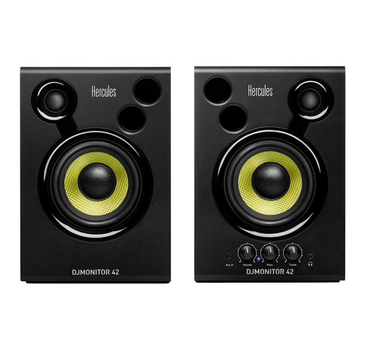 Hercules DJ Monitor 42 Monitor Speaker