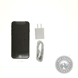 REF Apple 2nd Generation iPhone SE Unlocked Renewed Premium - Black - 64GB