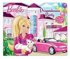 Lift-The-Flap: Barbie Dreamhouse Party by Jill Rosenblum and Reader's Digest Editors (2012, Board Book)