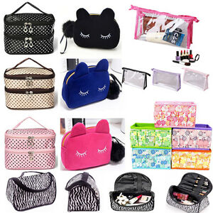 Women-Multifunction-Travel-Cosmetic-Bag-Makeup-Case-Pouch-Toiletry-Organizer