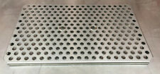 Stainless Steel 18 X 12 Perforated Drain Board Grate Cooling Rack Tray
