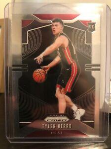 2019-20 Panini Prizm Tyler Herro RC Rookie Base Card #259 Miami Heat Kentucky