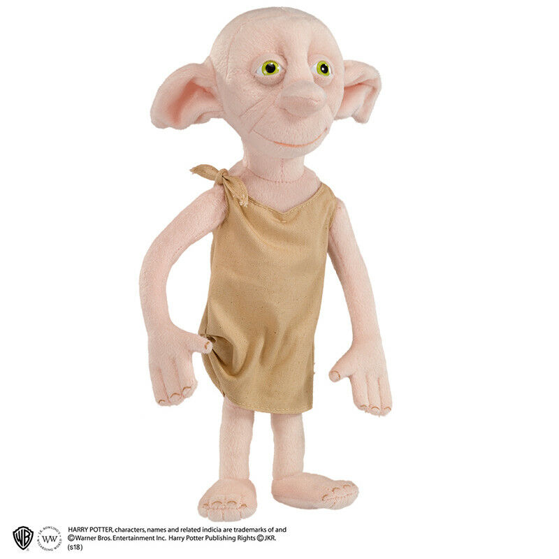 Harry Potter Dobby Plush Peluche 40cm NOBLE COLLECTIONS