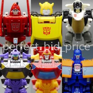 Hasbro-Transformers-IDW-TITANS-RETURN-G1-Sharkticon-Rodimus-Action-Figure-No-Box