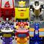 Hasbro-Transformers-IDW-TITANS-RETURN-G1-Sharkticon-Rodimus-Action-Figure-No-Box thumbnail 1