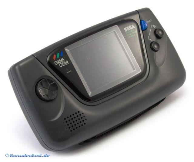 SEGA Game Gear - Konsole mit neuen Kondensatoren
