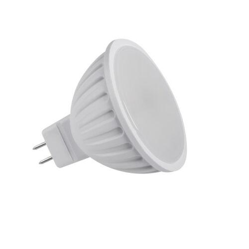 5W Mr16 LED Strahler SMD TOMI Lampe GU5,3 370Lm 3000K warmweiß 120° Spot 12V