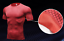 Herren-T-Shirt-Kompressionsshirt-Kurzarm-Funktionsshirt-Gym-Training-Tops-Tee