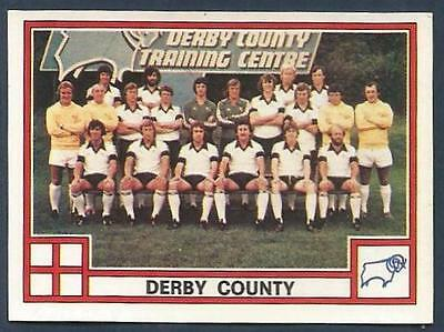 Derby County Football Squad trading cards 2019-20