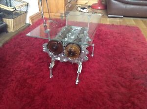 Delightful ... Image Is Loading Car Engine Coffee Table Top Gear Small Size ...