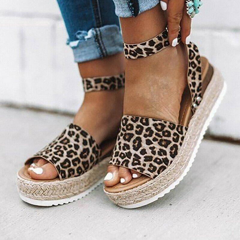gladiator sandals women Wedges Shoes Pumps High Heels S