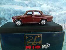 1/43  Rio  (Italy) Alfa Romeo giulietta   #SL021