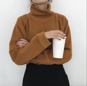 Women-Cashmere-Mink-Fur-Pullover-Sweater-Oversized-Loose-Stretch-Top-Coat-Jacket