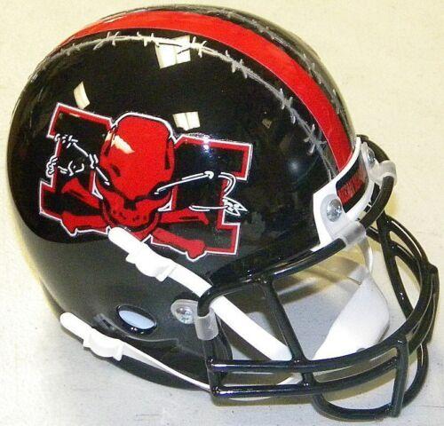 The Longest Yard Mean Machine 2005 Football Movie Authentic Mini Helmet