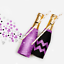 Hemway-Ultra-Sparkle-Glitter-Flake-Decorative-Wine-Glass-Craft-Powder-Colours thumbnail 139