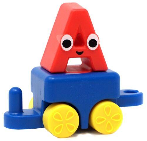RANDOM Letter! Bob the Train Alphabet Adventures Mini Letter Train Car