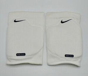 Nike Dri-Fit Skinny Knee Pads Adult Unisex L/XL White