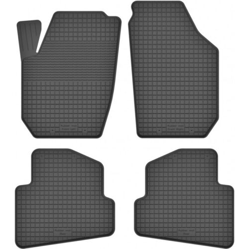 parti Tappetini in Gomma Tappetini 1.5 cm bordo-si adatta per-Skoda Roomster 2006-2015 4