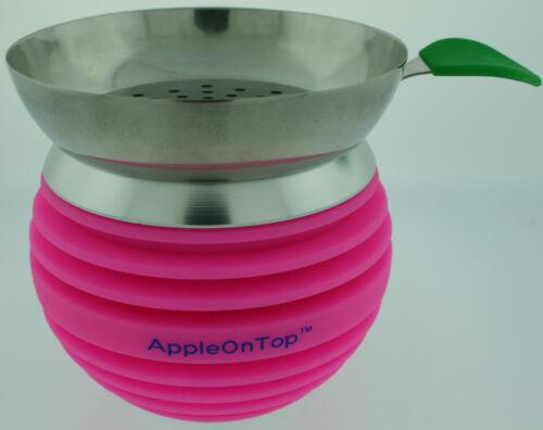 AppleOnTop Pink Hookah Bowl