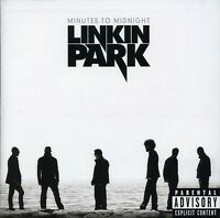 Linkin Park - Minutes To Midnight [new Cd] Explicit on Sale