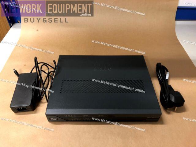 Cisco 886va Vdsl2/adsl2 Over ISDN Router C886va-k9